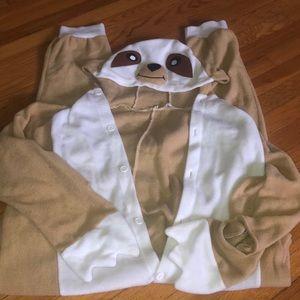 Unisex Sloth Onesie